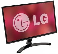 Монитор LG 24MP58VQ-P (черный)