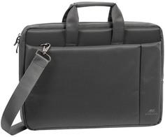 "Сумка RIVACASE 8231 для ноутбука 15.6"" (серый)"