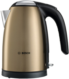 Электрочайник Bosch TWK7808 (золотистый)