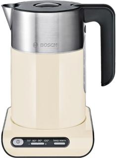 Электрочайник Bosch TWK 8617P (бежевый)