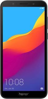 Мобильный телефон Honor 7A (черный)