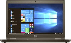 Ноутбук Dell Latitude 5580-7867 (черный)
