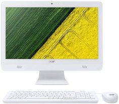 Моноблок Acer Aspire C20-720 DQ.B6XER.014 (белый)