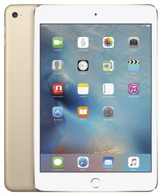 Apple iPad mini 4 Wi-Fi 128GB (золотистый)