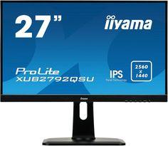 Монитор Iiyama XUB2792QSU-B1 (черный)