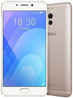 Meizu M6 Note 32GB (золотистый)