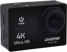 Экшн-камера Digma DiCam 380 (черный)