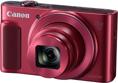 Цифровой фотоаппарат Canon PowerShot SX620 HS (красный)
