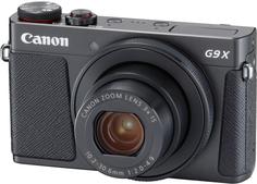 Цифровой фотоаппарат Canon PowerShot G9 X Mark II (черный)