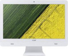 Моноблок Acer Aspire C20-720 DQ.B6ZER.009 (белый)