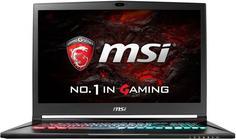 Ноутбук MSI GS73 7RE-015 Stealth Pro (черный)