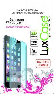 Защитная пленка Luxcase SP (TPU) для Samsung Galaxy J6 (глянцевая)