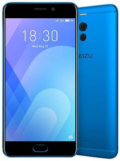Meizu M6 Note 32GB (синий)