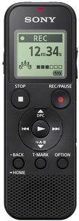 Диктофон Sony ICD-PX370 (черный)