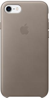 Клип-кейс Apple для iPhone 7/8 (платиново-серый)