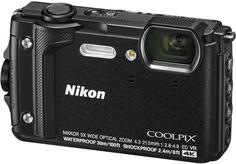 Цифровой фотоаппарат Nikon Coolpix W300 (черный)