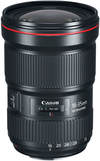 Canon EF 16-35mm f/2.8L III USM (черный)