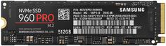 Внутренний SSD накопитель Samsung 960 Pro 512GB M.2