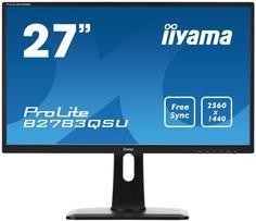 Монитор Iiyama B2783QSU-B1 (черный)