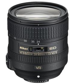 Объектив Nikon AF-S 24-85mm f/3.5-4.5G ED VR Nikkor