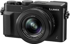 Цифровой фотоаппарат Panasonic Lumix DMC-LX100 (черный)