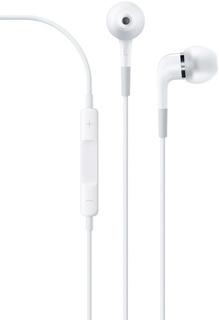 Apple с пультом дистанционного управления и микрофоном (белый)
