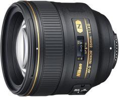 Объектив Nikon AF-S Nikkor 85mm /1.4G