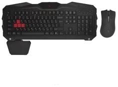 Клавиатура + мышь A4Tech Bloody Q2100 USB (черный)