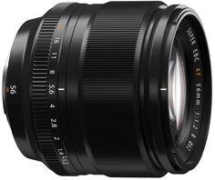 Объектив Fujifilm XF 56mm f/1.2 R (черный)