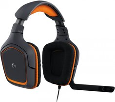 Logitech G231 Prodigy Gaming Headset (черный)