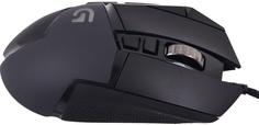 Мышь Logitech G502 RGB (черный)