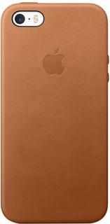 Клип-кейс Apple для iPhone SE (золотисто-коричневый)