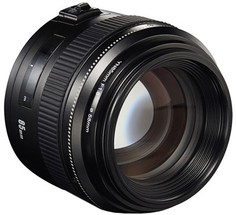 Объектив Yongnuo 85mm f/1.8 для камер Canon (черный)