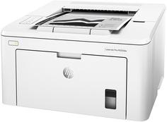 Лазерный принтер HP LaserJet Pro M203dw (белый)