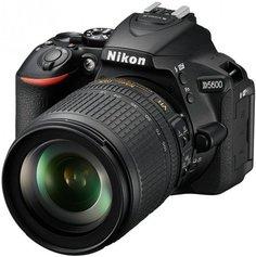 Nikon D5600 KIT 18-105 VR (черный)