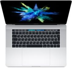 "Apple MacBook Pro 15"" Touch Bar MPTU2RU/A 256GB (серебристый)"