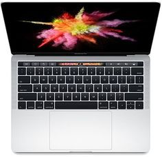"Apple MacBook Pro 13"" Touch Bar MPXY2RU/A 512Gb (серебристый)"