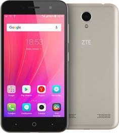Смартфон ZTE Blade A520 (золотистый)