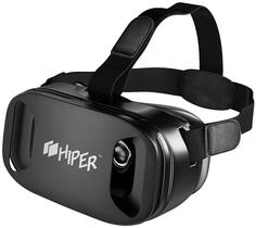 Очки виртуальной реальности HIPER VRP (черный)