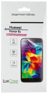 Защитная пленка Luxcase SP для Huawei Honor 6C (глянцевая)
