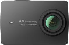 YI 4K Selfie kit + монопод + пульт (черный)