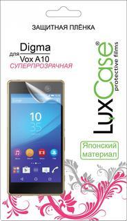 Защитная пленка Luxcase SP для Digma Vox A10 (глянцевая)
