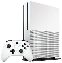 Игровая приставка Microsoft Xbox One S 1Tb + игра Forza Horizon 3 (белый)