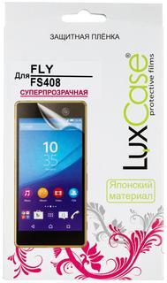 Защитная пленка Luxcase SP для Fly FS408 (глянцевая)