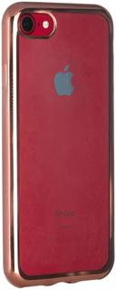 Клип-кейс Oxy Fashion MetallPlated для Apple iPhone 7/8 (розовый)