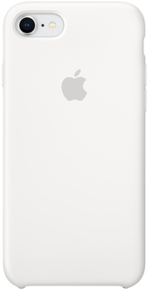 Клип-кейс Apple Silicone Case для iPhone 7/8 (белый)