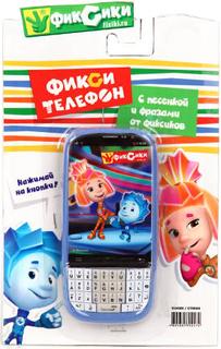 Развивающая игрушка Затейники Телефон Фиксики GT8666 (сиреневый)