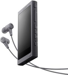 Sony NW-A45HN (черный)