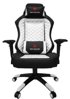 Игровое кресло Red Square LUX (черный)