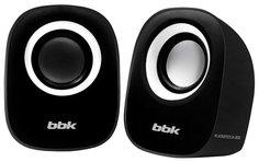 Компьютерная акустика BBK CA-303S (черно-белый)